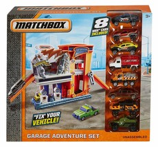 Matchbox Garage Adventure Set - $53.20