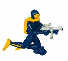 Guts! figure vtg Mattel G.U.T.S. soldier guts underwater demolition Shar... - $17.37