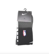 New Nike XL NBA Authentics Team Issued Detroit Pistons Cushioned Socks B... - $24.70