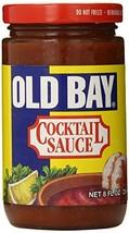 Old Bay Cocktail Sauce, 8 fl oz 236 ml