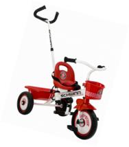 Schwinn Easy Steer Tricycle, Red/White - $104.03