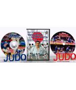 Judo collection 3DVD 180min. Yasuhiro Yamashita + uchi-mata 1 + uchimata 2. - $14.92