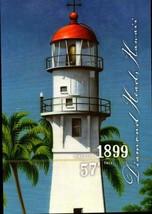 FDC POSTCARD-DIAMOND HEAD LIGHTHOUSE, HAWAII-2007 ARTCRAFT CACHET BK16 - $1.96