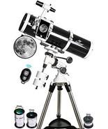 Gskyer Telescope, 130EQ Professional Astronomical Reflector Telescope, G... - $339.10