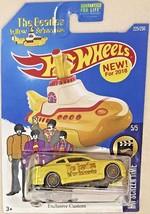 """Hot Wheels Infinity G37 custom  """"YELLOW SUBMARINE"""" Real Rider, diecast - $93.85"""