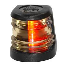 Aqua Signal Signal Series 20 Port Deck Mount Light - Black Housing [20300-7] - $43.19
