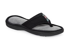 ISOTONER Jersey Luna Women's Summer Thong Slippers Flip Flop Style with ... - $40.65