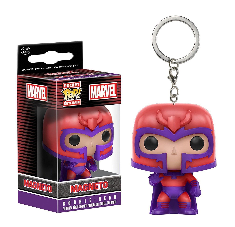 Funko Marvel Magneto Pocket POP Keychain Figure