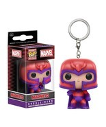Funko Marvel Magneto Pocket POP Keychain Figure  - ₹1,137.12 INR