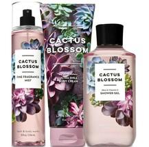 BATH & BODY WORKS Cactus Blossom Trio Set - $45.98