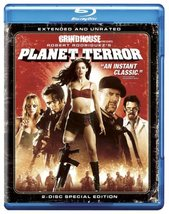Planet Terror Unrated, Special Edition (Blu-ray, 2008)