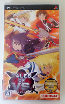Tales of VS. [Japan Import] [Sony PSP] - $13.12