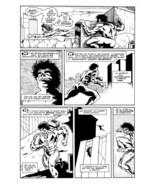 ORIGINAL 11 X 17 COMICS ARTWORK/ HUMANTS ISSUE #3 Page 18 - $49.45