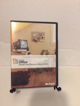 Microsoft Office Student and Teacher Edition 2003 Word Excel Outlook Pow... - $12.86