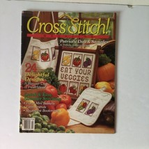 Cross Stitch  Magazine June July 1991  - $3.95