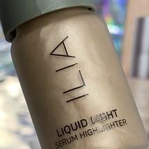 NEW Ilia Liquid Light Serum Highlight + Mascara + Color Haze Full BEFORE TODAY image 2