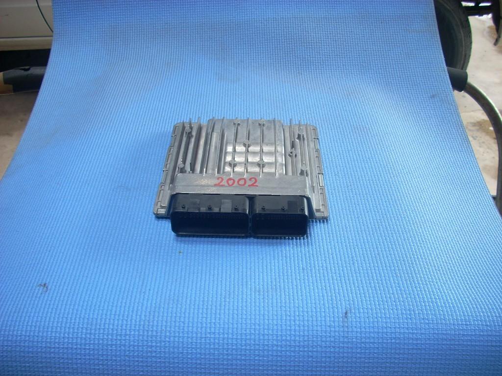 2009 BMW 328I COUPE ENGINE CONTROL MODULE ECM 7594483 OEM