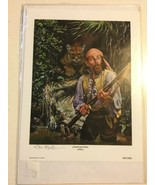 Don Maitz Print - Foraging For Dinner - A-Maitz-ing Artwork Sarasota, FL... - $38.60