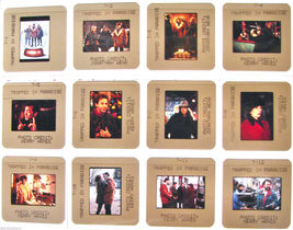 12 1994 Movie TRAPPED IN PARADISE 35mm Color Photo Slide Captions NICOLA... - $22.95