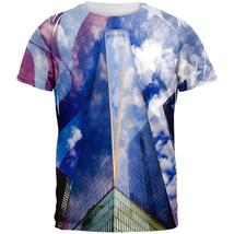 USA Freedom Tower New York City All Over Adult T-Shirt - $26.95+