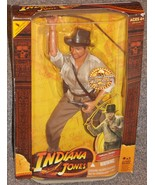 2008 Raiders Of The Lost Ark Indiana Jones 12 inch Figure New In The Box - $114.99