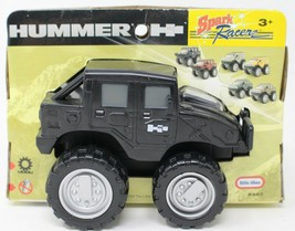Little Tikes Spark Racers Black Hummer H2 New in Package  - $12.19