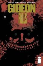 Gideon Falls #6 Cover A Jeff Lemire - $3.95