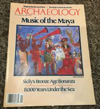 ARCHAEOLOGY - JANUARY/FEBRUARY 1988 - $19.75