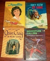 (4) Wonderful Old Vintage Children's Books 1948-1969 - $14.85