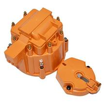 A-Team Performance CR6951OR HEI 8-cylinder OEM Distributor Cap, Rotor and Coil C