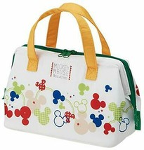 Skater Cooler purse lunch bag Mickey Mouse colorful pop Disney KGA1 - $31.83