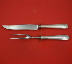 Dolly Madison by Gorham Sterling Silver Steak Carving Set 2pc HH WS Vintage - $147.51