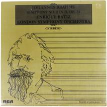 BRAHMS / BATIZ / LSO Symphony No 2 In D Op 73 SEALED LP 1979 RCA Mexico ... - $21.03