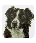 WAGGY DOGZ BLACK BORDER COLLIE DOG PUPPY MADE IN UK PRESENT GIFT QUALITY... - $3.08