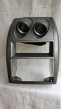 07-09 Nissan Sentra SE-R Spec-V Dash Stereo Surround Oil & G-Force Gauge Pod image 1