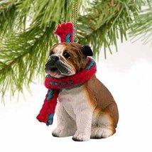 Bulldog Miniature Dog Ornament - $11.39