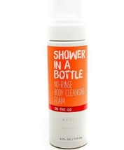 Bath And Body Works Shower In A Bottle No Rinse Body Cleansing Foam 6 fl oz - $9.89