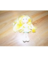 "6"" Scented Strawberry Shortcake Lemon Meringue Plush Doll Vinyl Head 200... - $15.00"
