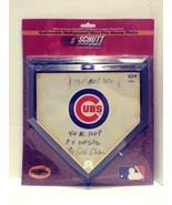 Ryne Sandberg Autographed Authentic Mini Pro Home Plate MLB & Tri Star COA - $69.99
