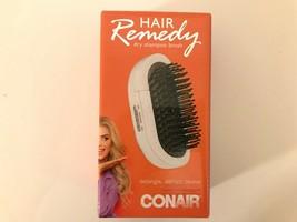 Conair Hair Remedy Dry Shampoo Brush Detangle, Defrizz, Revive, BC15 - $11.62