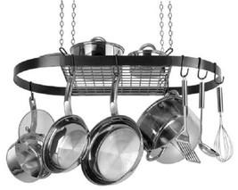 POT AND PAN ORGANIZER Hanging Rack Holder Pots ... - $48.48