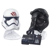 Star Wars Black Series Titanium Series Finn and First Order Tie Fighter ... - $15.00
