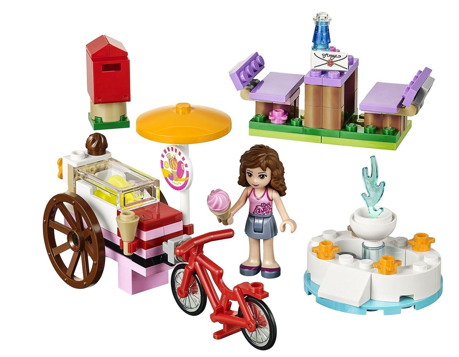 LEGO Friends Set #41030 Olivia's Ice Cream Bike [New] Building Toy