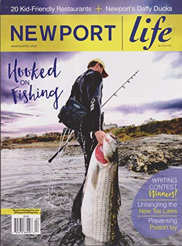 Primary image for Newport Life Magazine March 2019 [Single Issue Magazine] Newport Life