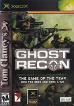 Tom Clancy's Ghost Recon (Xbox) - Free Postage - UK Seller - $5.12