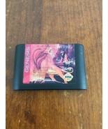Sega Genesis Lion King Game Cartridge Retro Vintage - $9.89