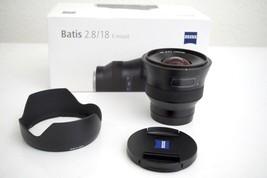 ZEISS Batis 18mm f/2.8 Lens for Sony Digital Camera E mount - 2136-691 -... - $1,212.75