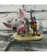 Disney Moana Figure Pets Pua Hei-Hei Chicken Pig - $14.84
