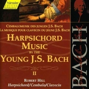 Primary image for BACH, J. S. - Vol. #103 - Harpsichord Music by the Young J. S. Bach, Vol. 2 2-CD