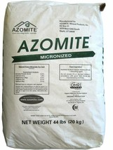 Azomite Micronized Natural Trace Minerals, 44 lbs - $116.16